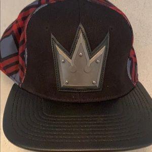 Kingdom Hearts Boys Adjustable Hat